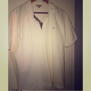 Authentic Burberry Men's shirt